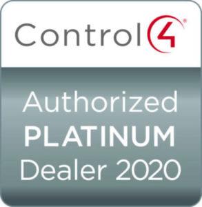 Platinium Control4 dealer